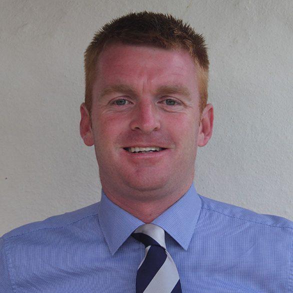 Shaun Hewett